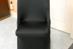 C5. Poly Spandex Folding Chair Cover