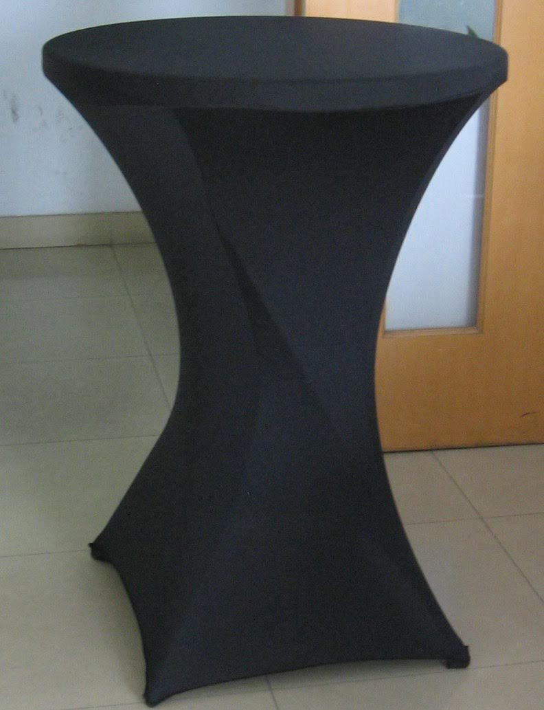 S5. Spandex Cocktail Table Cover