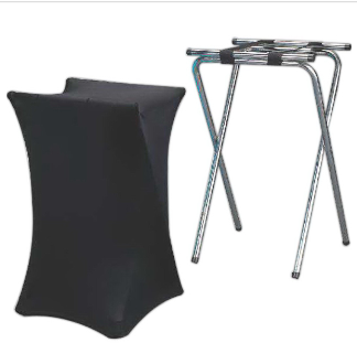 S2. Spandex Tray Stand Cover