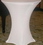 S4. Spandex Cocktail Table Cover