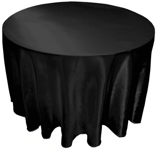 T11. Satin Tablecloth